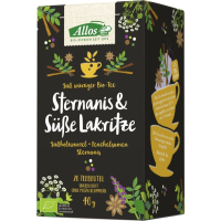 Allos - Sternanis & süße Lakritze...