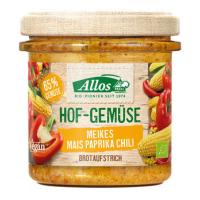 Allos Hofgemüse Bio Meikes Mais Paprika Chili...