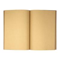 Bambus Notizblock A4