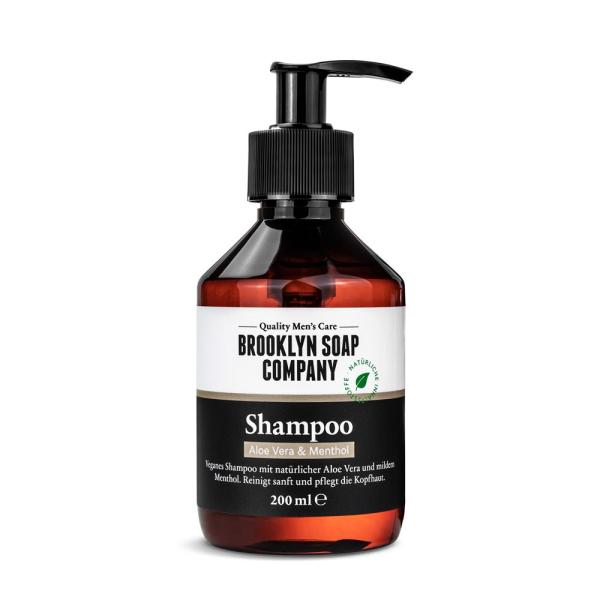 Brooklyn Soap Shampoo 200ml