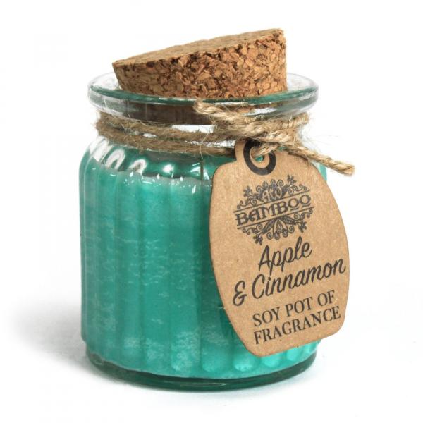 Duftkerze Apple&Cinnamon