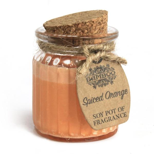 Duftkerze Spiced Orange