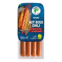 Hobelz - Vegane Hot Dogs Chili, 200 g