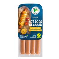 Hobelz - Vegane Hot Dogs Classic, 200 g
