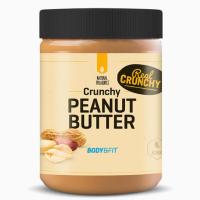 Natürliche Erdnussbutter Crunchy 1000g