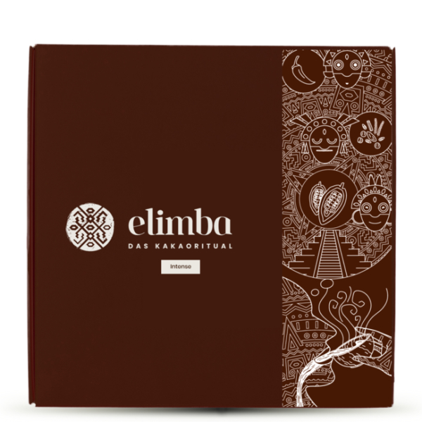 Elimba Kakao Kugeln 9er intensive