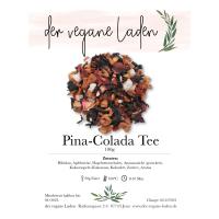 der vegane Laden - Pina-Colada Tee 100g