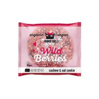 Kookie Cat Wild Berries Keks, Bio 50g